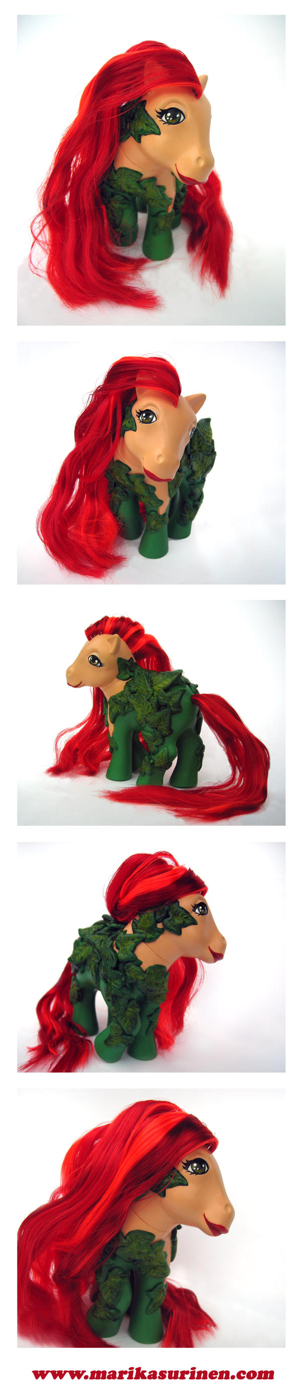 C: My Little Poison Ivy by Spippo