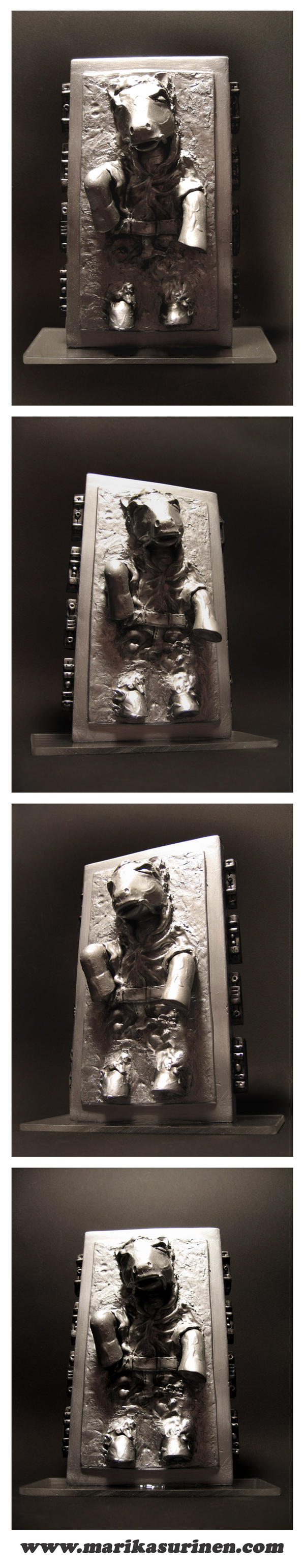 My Little Solo in Carbonite