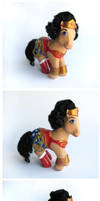 My Little Wonder Woman by Spippo