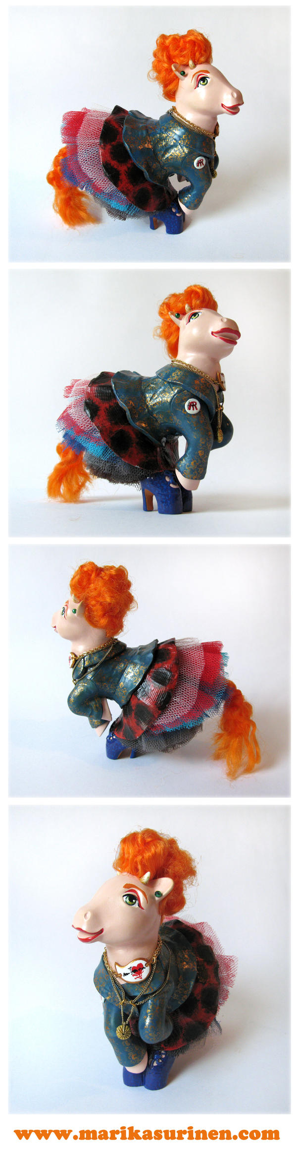 My Little Vivienne Westwood by Spippo