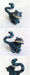My Little Cheshire Cat by Spippo