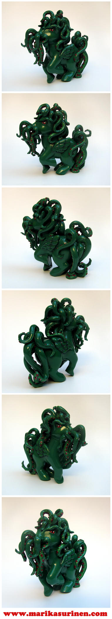 My Little Cthulhu (2nd) by Spippo