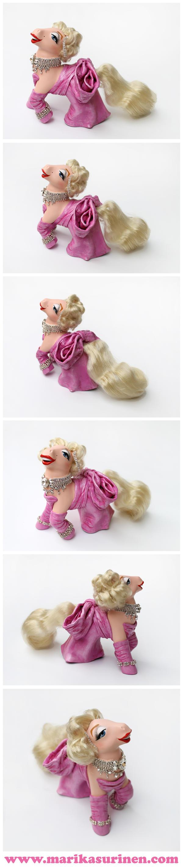My Little Marilyn Monroe (2nd) by Spippo