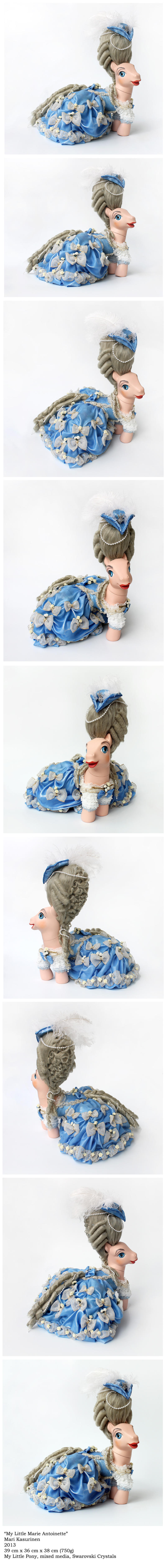 My Little Marie Antoinette by Spippo