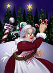 Commission:  Mrs. Claus