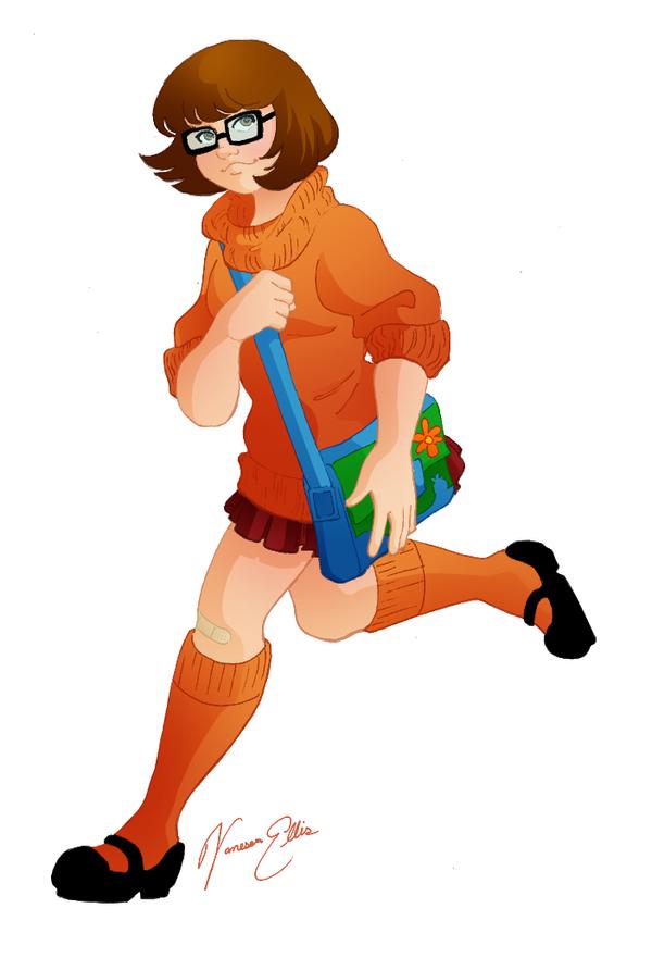 Velma by vanessadraws