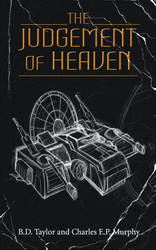 Book Cover: The Judgement of Heaven by vanessadraws