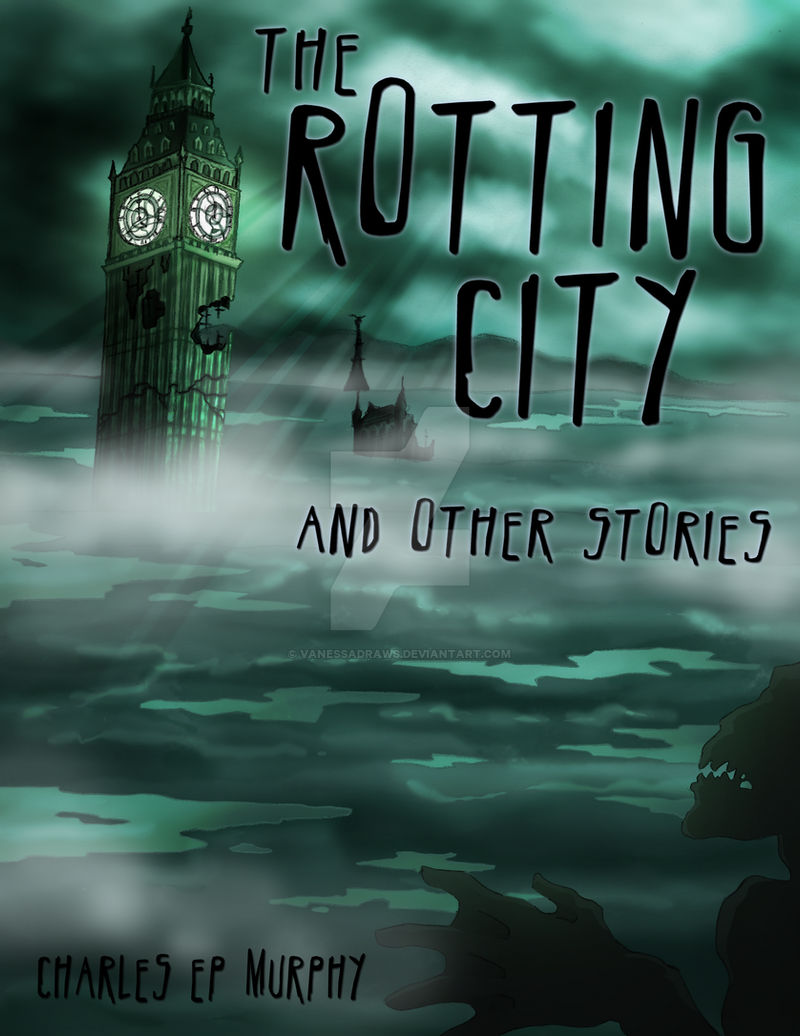 The Rotting City cover