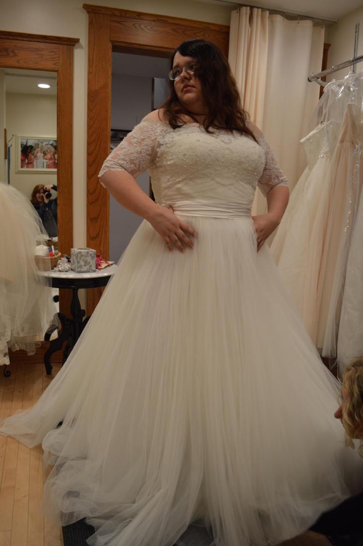 My Wedding Dress by katestrife