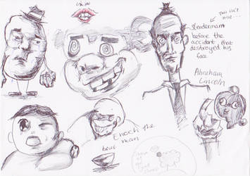 monkeyman and his bandwagon of stoopidity