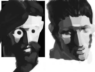 Portrait practise