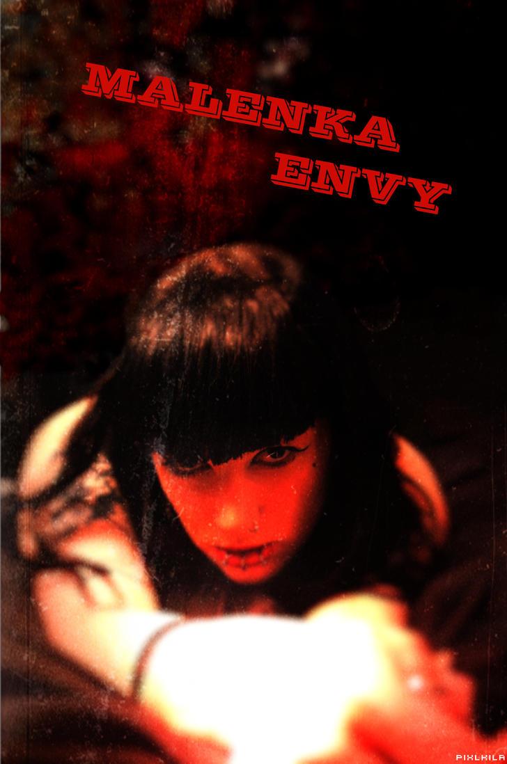 Malenka Envy Old Poster by