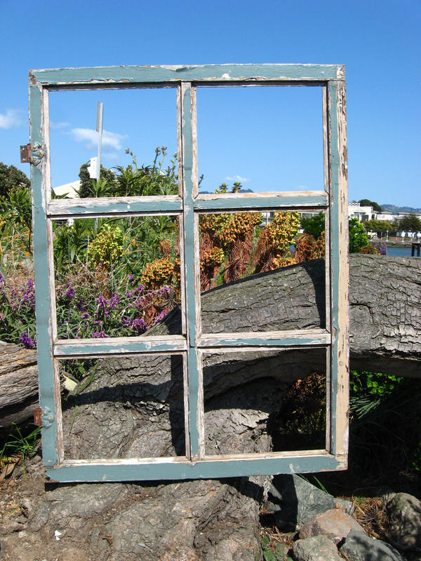 Window Frame by Stock-By-Crystal