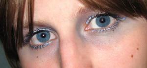 Water Element - Blue Eyes