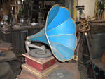 Disneyland Stock: Phonograph