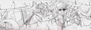 GRAFF WORLD  'paper kingz'