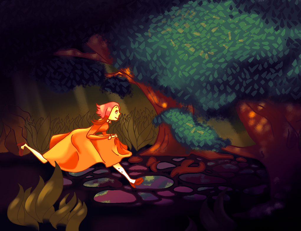 Forest Adventure by Dorothy-in-oz