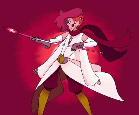 Star Ruby by Dorothy-in-oz