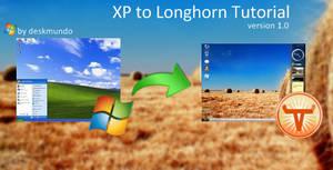 XP to Longhorn Tutorial