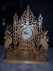 vermont clock