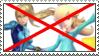 Anti-Samus Aran X Rosalina Stamp by batoS2
