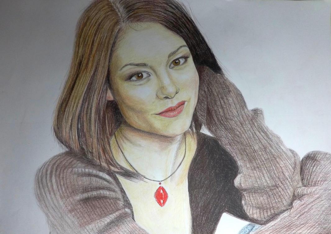 Chyler Leigh - Lexie Grey from Grey\'s Anatomy by Thanatasia666 on ...