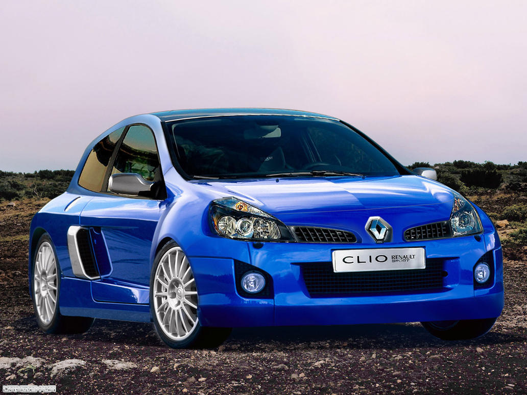 renault clio iii sport by 19guly91 on deviantart. Black Bedroom Furniture Sets. Home Design Ideas