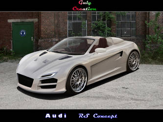 Audi RS concept with BG by 19guly91