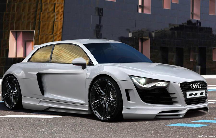 Audi R1 By 19guly91 On Deviantart