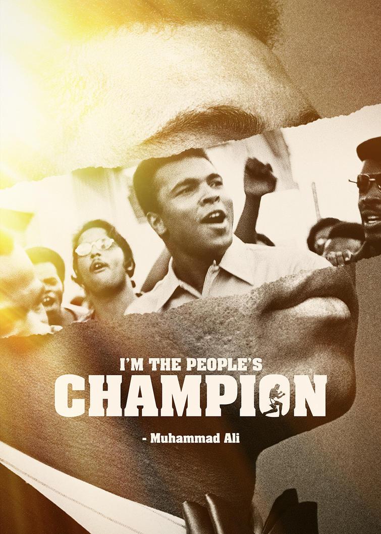 Muhammed Ali by Sedki-alimam