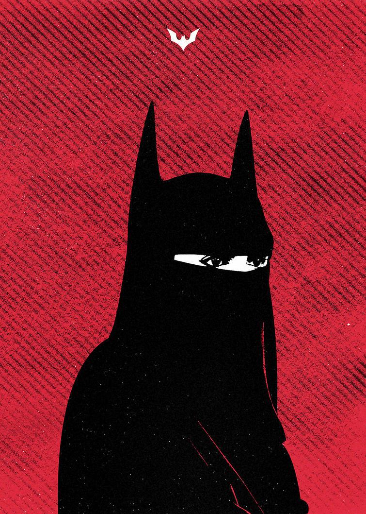 Bat Girl by Sedki-alimam