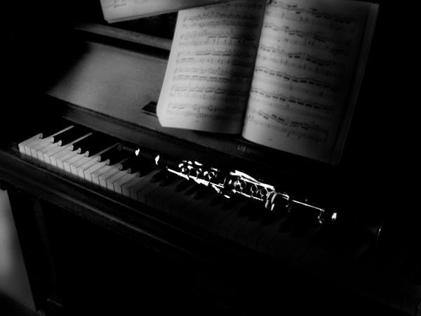 Clarinet By Mikolaj11 On DeviantArt