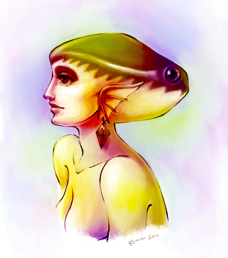 Princess Ruto by Raria