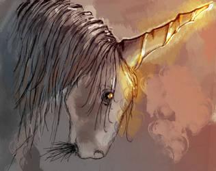 Unicorn by filipalexander