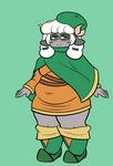 Comm: Sheep Mage