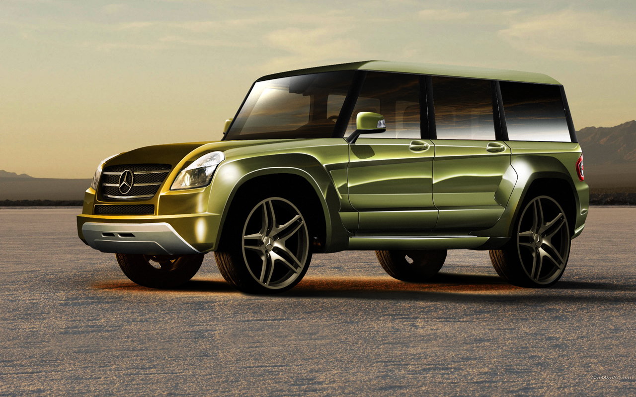Mercedes benz g class concept by yareks on deviantart for 2009 mercedes benz g class
