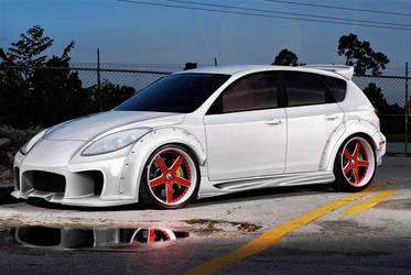 Veilside Fortune Mazda 3