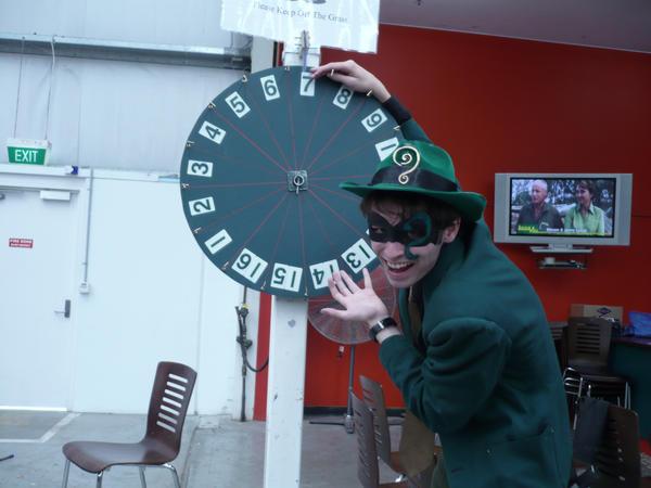 It's The E.NIGMA Show by blackjack157