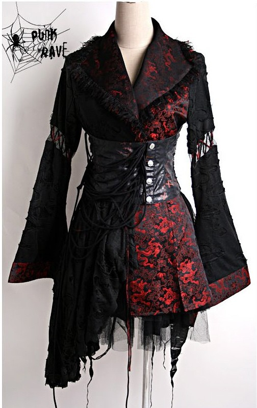 Gothic clothing stores near me