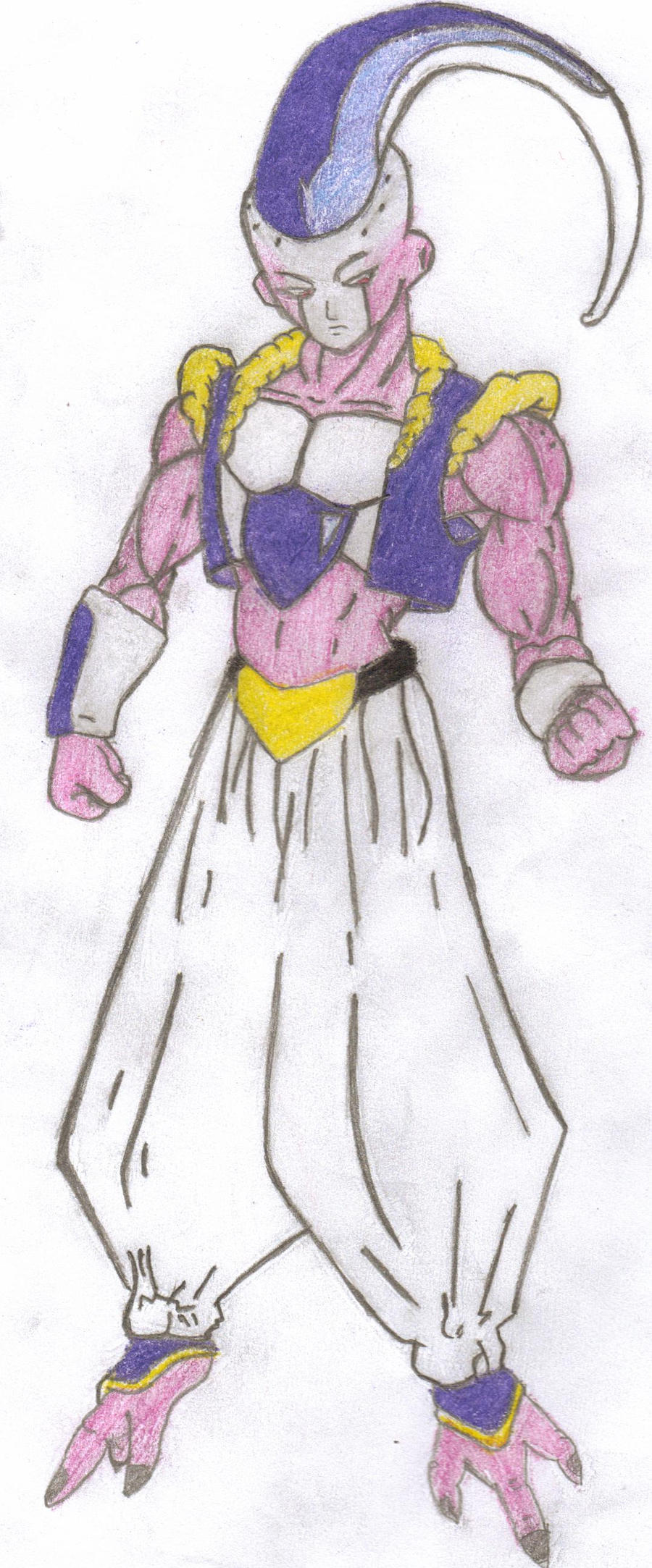buu (frieza absorbed) by franciumisgerman on DeviantArt