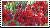 amaryllises stamp by r0senr0tten