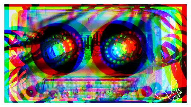Cassette by lizitadp