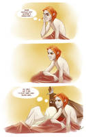 When your neighbor is Thranduil II by JennieMaher