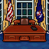 Oval Office by pandcorps