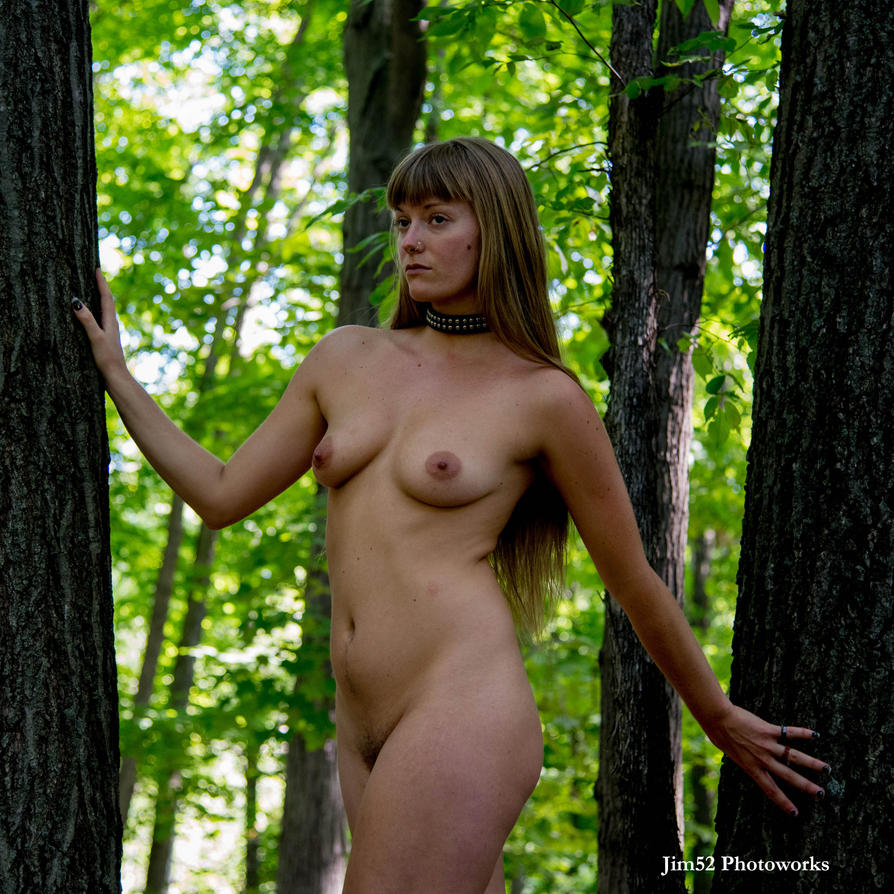 Vera in the Woods 31 by Jim52-Photoworks