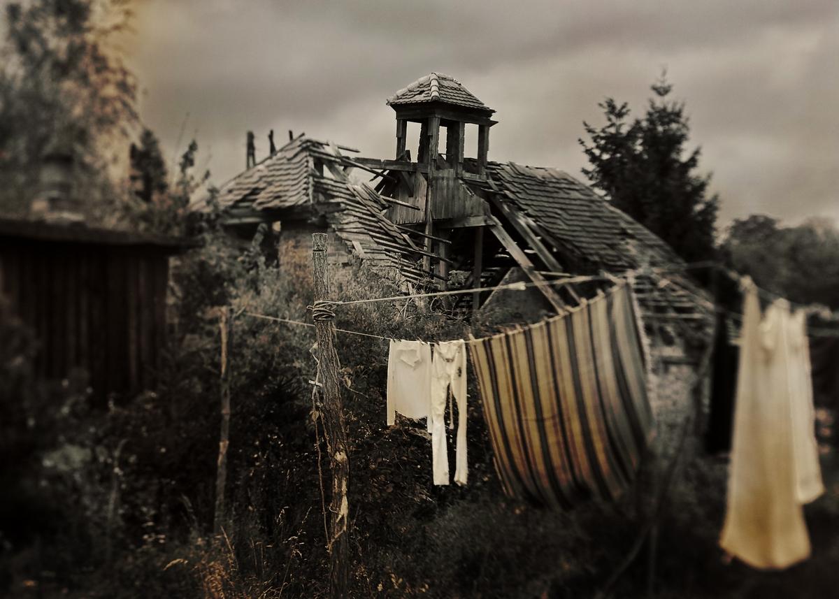 Bad dream XII by ForrestBump