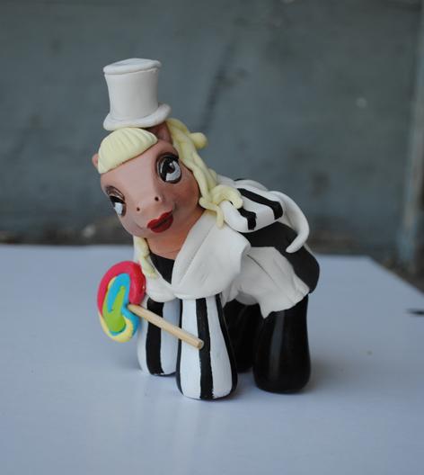 My Little Pony Gwen Stefani by Tat2ood-Monster