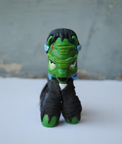 My Little Pony Frankenstein by Tat2ood-Monster