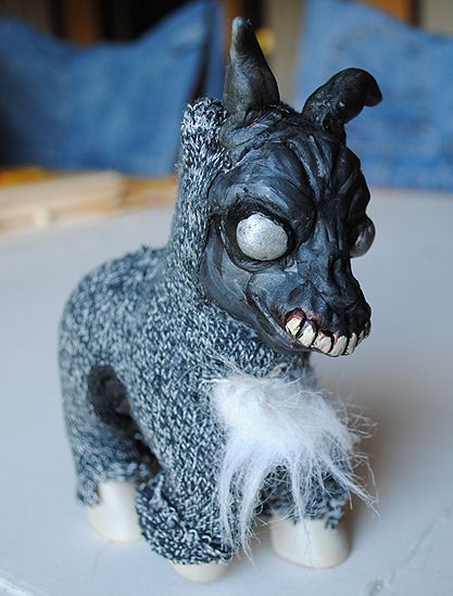 My Little Pony donnie darko by Tat2ood-Monster