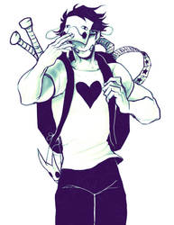 Zacharie by jokerful